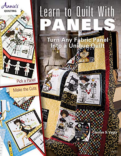 9781573675802: Learn to Quilt with Panels: Turn Any Fabric Panel Into a Unique Quilt