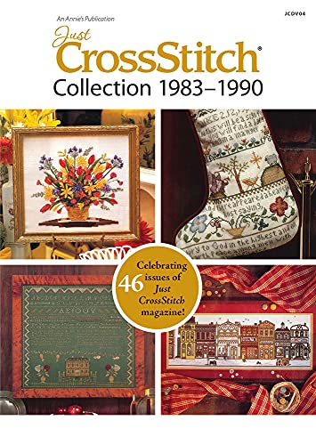 9781573677325: Just Crossstitch Collection 1983-1990