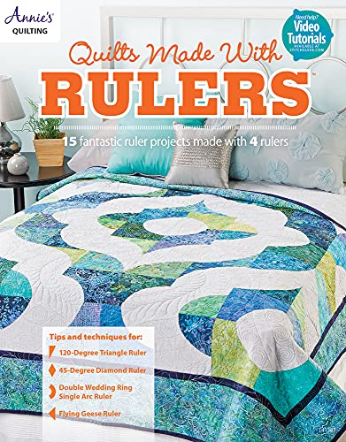 Quilts Made with Rulers: Annie's