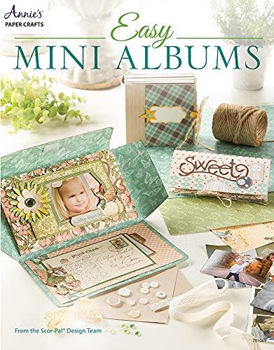 9781573677684: Easy Mini Albums (Annie's Paper Crafts)