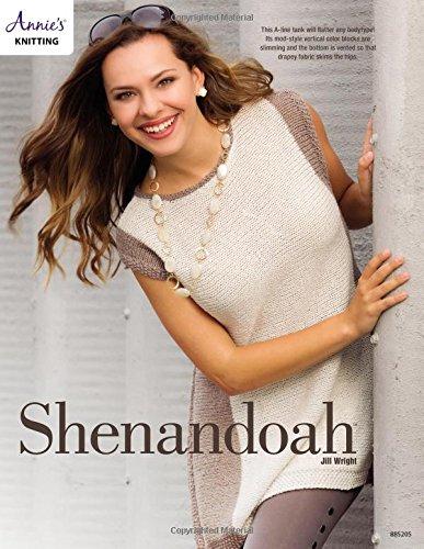 9781573677943: Shenandoah Tank (Annie's Knitting)