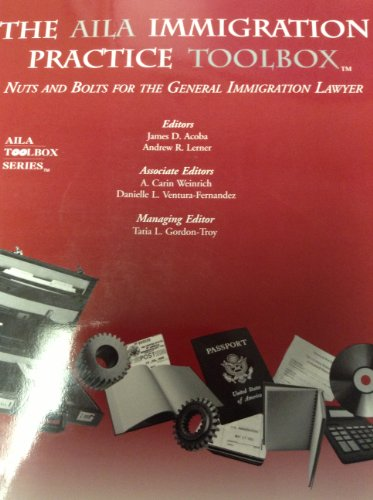 9781573700535: The AILA Litigation Toolbox