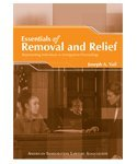 9781573701785: Essentials of Removal and Relief: Representing Individuals in Immigration Proceedings