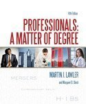 9781573702577: Professionals: A Matter of Degree