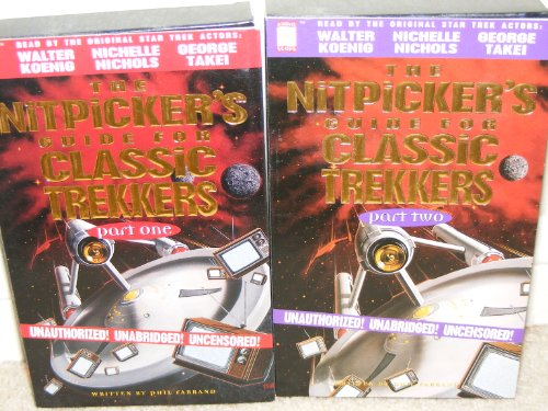 9781573750110: The Nitpicker's Guide for Classic Trekkers (Part 1)