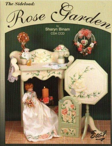 9781573770637: The Sideload: Rose Garden (Decorative Painting)