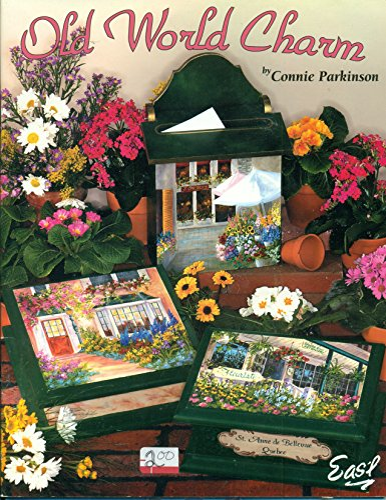 Old World Charm: Connie Parkinson