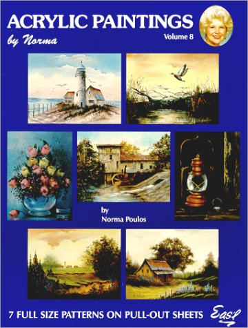 9781573770842: Acrylic Paintings by Norma (Volume 8)