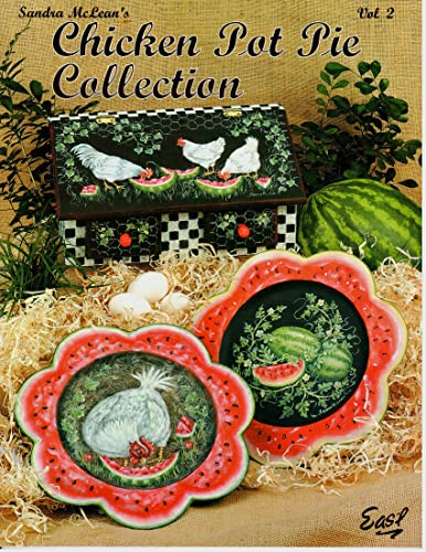 Chicken Pot Pie Collection Vol. 2: Sandra McLean