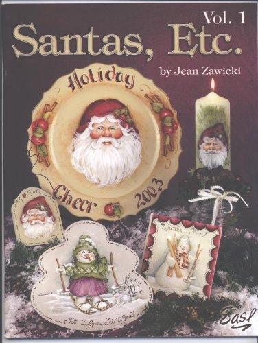 Santas, Etc. Vol. 1 (Volume 1): Jean Zawicki