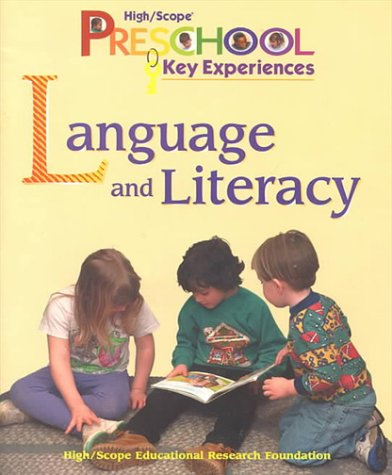 9781573790970: Language and Literacy (High/Scope Preschool Key Experiences)
