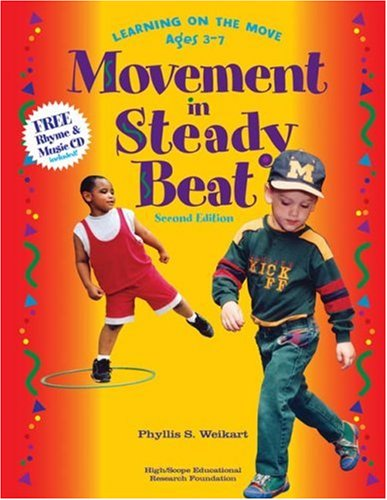 9781573791304: Movement in Steady Beat: Learning on the Move, Ages 3-7