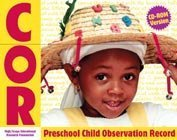 9781573791793: High/scope Child Observation Record (cor) For Ages 2 1/2 - 6: (cd-rom For Windows)