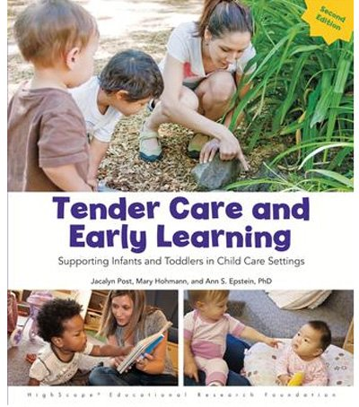 9781573795838: Tender Care and Early Learning: Supporting Infants and Toddlers in Child Care Settings