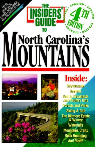 9781573800952: The Insiders' Guide to North Carolina's Mountains (4th ed)