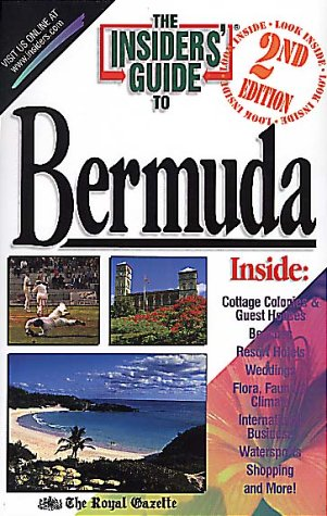 9781573801089: Insiders' Guide to Bermuda 2nd