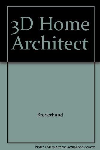 9781573821025: 3D Home Architect