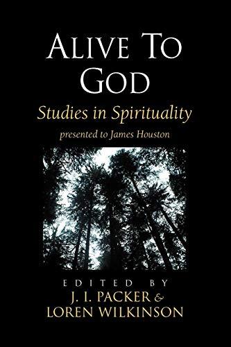 9781573831673: Alive to God: Studies in Spirituality