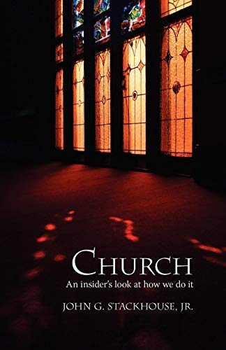 9781573833530: Church: An Insider's Look at How We Do It