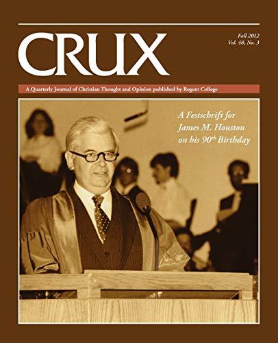 9781573834582: Crux: Fall 2012/Vol. 48, No. 3