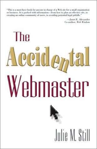 9781573871648: The Accidental Webmaster