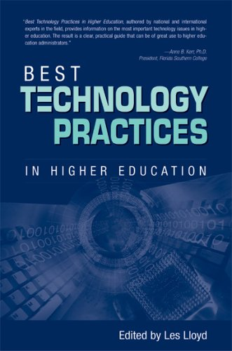 9781573872089: Best Technology Practices In Higher Education