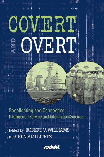 Covert and Overt: Recollecting and Connecting Intelligence: Robert V. Williams
