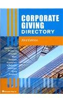 9781573874229: Corporate Giving Directory (Taft Corporate Giving Directory)