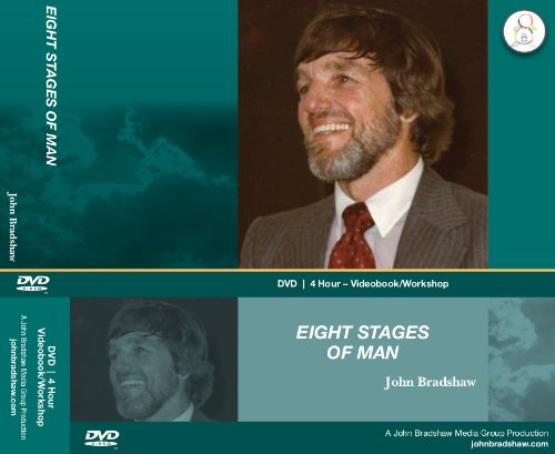 9781573881432: EIGHT STAGES OF MAN - 4 Hour Videobook Workshop on DVD with JOHN BRADSHAW