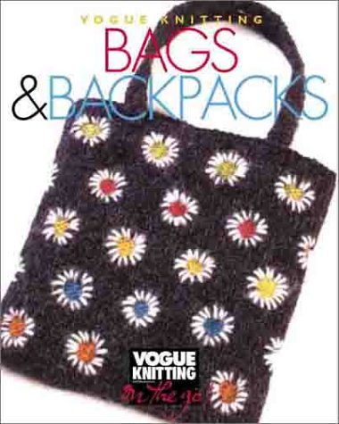 9781573890182: Vogue® Knitting on the Go: Bags & Backpacks