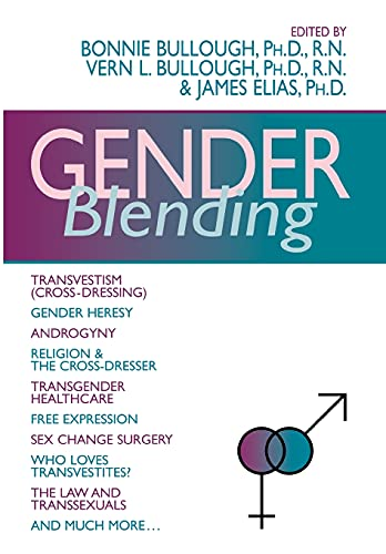 9781573921244: Gender Blending (New Concepts in Sexuality)