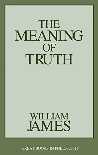 9781573921381: The Meaning of Truth (Great Books in Philosophy)
