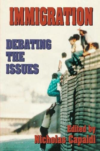 9781573921428: Immigration: Debating the Issues (Contemporary Issues (Prometheus))