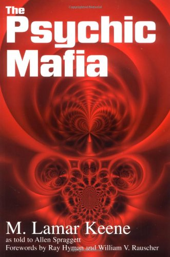 9781573921619: The Psychic Mafia