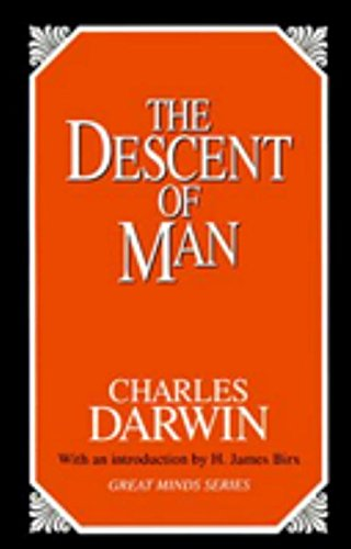 9781573921763: The Descent of Man (Great Minds Series)