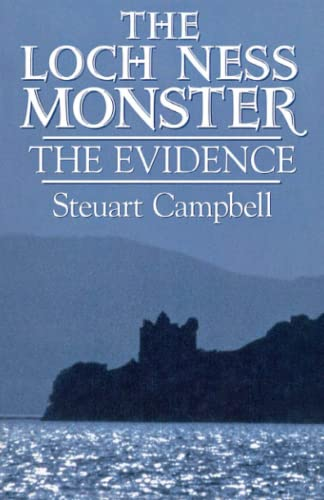 9781573921787: The Loch Ness Monster: The Evidence