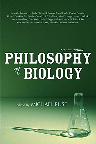 9781573921855: Philosophy of Biology