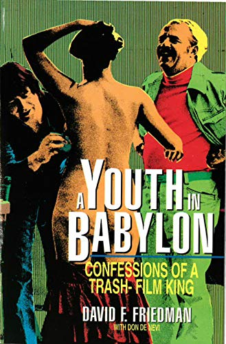 9781573922364: A Youth in Babylon: Confessions of a Trash Film King