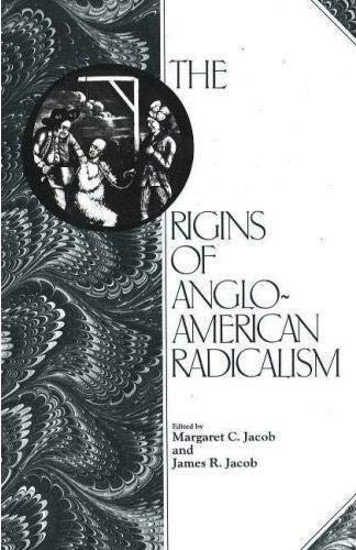 9781573922890: Origins of Anglo-American Radicalism