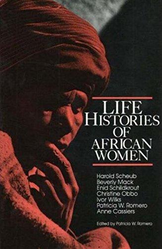 9781573922975: Life Histories of African Women