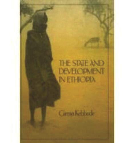 State and Development in Ethiopia (Hardback): Girma Kebbede