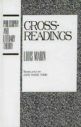9781573924283: Cross-readings (Philosophy and Literary Theory)