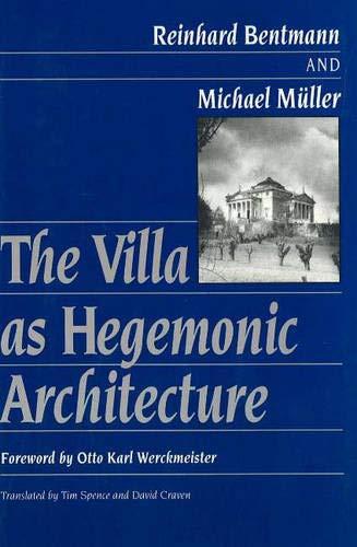 9781573924849: The Villa As Hegemonic Architecture