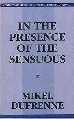 In the Presence of Sensuous: Essays in