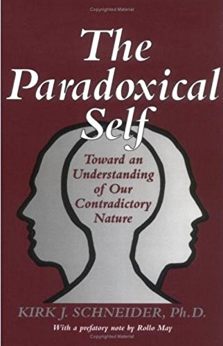 9781573926362: The Paradoxical Self: Toward an Understanding of Our Contradictory Nature