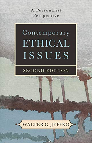 9781573926416: Contemporary Ethical Issues: A Personalistic Perspective