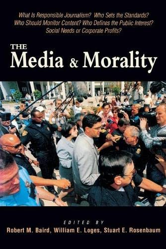 9781573926812: The Media & Morality (Contemporary Issues (Prometheus))