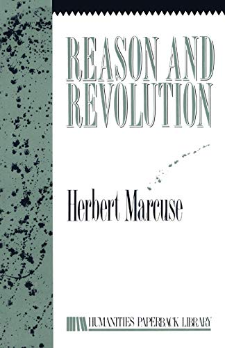 9781573927185: Reason and Revolution: Hegel and the Rise of Social Theory