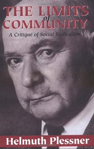 9781573927239: The Limits of Community: A Critique of Social Radicalism