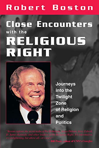 Close Encounters with the Religious Right: Boston, Robert